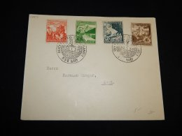 Germany 1939 Reichenberg Special Cancellation Cover__(L-14805) - Lettres & Documents