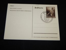 Germany 1941 Hamburg Es Kann Nur Einer Card__(L-14219) - Covers & Documents