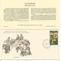 Lot De 5 Enveloppes 1er Jour Tableaux De Peintres : Prayer Books -Rubens -Hugo Van Der Goes Avec Explication Sur Fiche - Paintings