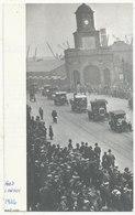 Food Convoy, 1926 - History
