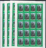 Vatican City 1995 European Nature 8v Sheetlets ** Mnh (F7137) - Europese Gedachte