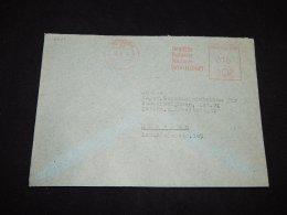 Germany 1948 Munchen Meter Mark Cover__(L-12875) - Deutschland
