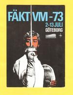 Postcard - FAKTVM 1973, Goteborg   (V 33184) - Postcards