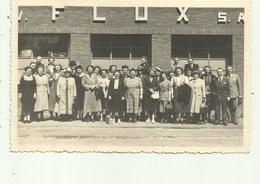 Oelegem - Fotokaart - Personeel FLUX - Ranst