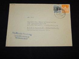 Germany Bizone 1948 Nurnberg Cover To Munchen__(L-13536) - Bizone