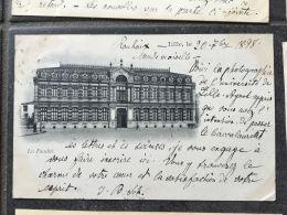 Belle Carte Postale Pour Le Luxembourg Wormeldange +- 1900 Lille Facultes - Lille