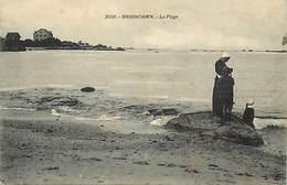 - Finistere - Ref-D981- Brignogan - La Plage  - - Brignogan-Plage