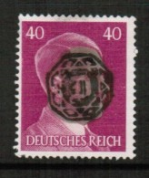 GERMANY  Scott # UNLISTED 1941 LABAU LOCAL UNUSED AS IS - Germany