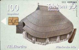 Slovenia,  Chip Card - Slovénie