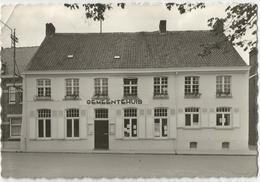 8Eb-713: Wingene - Gemeentehuis ...de Postzegel Is Er Al Af... - Wingene