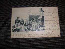 Monde  Neptunsfeier Unterm Aequator   - Deutsch - Ostafrika - Cartes Postales
