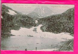 Cpa Carte Postale Ancienne  - Massif De Carlitte Etang De Lanigouneille - France