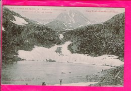 Cpa Carte Postale Ancienne  - Massif De Carlitte Etang De Lanigouneille - Sonstige Gemeinden