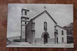 CASTILLON (06) - L'EGLISE - Autres Communes