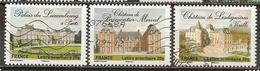 France 2012 Chateaux Castles Obl - Frankrijk