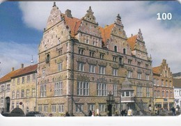 Denmark, D 066, Castles, Jens Bangs Stenhus, 2 Scans. - Denmark