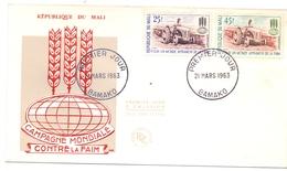 MALI CAMPAGNE MONDIALE CONTRE LA FAIM    GIUGN180067) - Contro La Fame