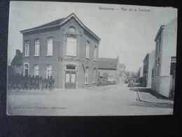 WAREMME : Rue De La Centrale  En 1907 - Borgworm