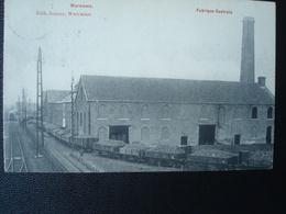 WAREMME : Fabrique Centrale  En 1907 - Borgworm