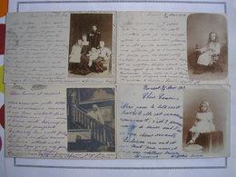 ROUMANIE - 7 CPA - 7 Belles Cartes Précurseur Du Même éditeur - Romania