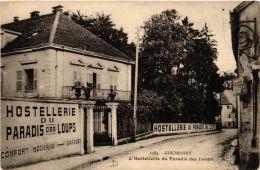 CPA Giromagny L'Hostellerie Du Paradis Des Loups (722797) - Giromagny