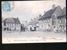 COUCY LE CHATEAU      NOUVEAU - Francia