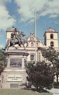 Honduras - Tegucigalpa - Estatua General Francisco Marazan 1961 - Honduras