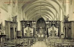 Bois-Seigneur Isaac - Intérieur De L'Eglise (1921) - Eigenbrakel