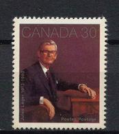 Canada 1982 - One Jules Leger Commemoration 1913-1980 Famous People General Politician Stamp MNH SG#1043 SC 914 Mi 827 - 1952-.... Reign Of Elizabeth II