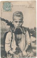 ALGERIE - Jeune Charmeur De Serpents - Children