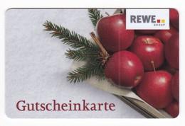 Geschenkkarte  Rewe  Gift - Gift Cards