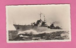 """PETITE PHOTO CONTRE-TORPILLEUR C.T.  """" TERRIBLE """" A.295/10.5.35  (Lt) - Warships"""