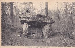 60.  TRIE CHATEAU. CPA . LE DOLMEN. ANNEE 1905. ENFANT - Dolmen & Menhirs
