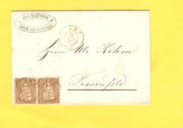 Old Letter - Switzerland - Non Classés
