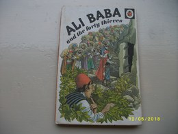 ALI BABA And The Forty Thieves - Enfants