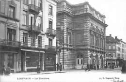 Louvain - Le Théâtre (L Lagaert, Animée, Précurseur) - Leuven