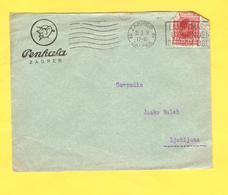 Old Letter - Yugoslavia, Zagreb, Penkala - Yugoslavia