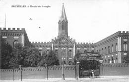 Bruxelles - Hospice Des Aveugles (animée, Rotographie Belge) - Salute, Ospedali
