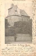 Le Vieux Fosses - Le Château Desirée (animée, 1901, Imprimerie Agricole De Fosses) - Fosses-la-Ville