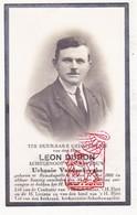 DP Foto - Leon Duron ° Ramskapelle Nieuwpoort 1891 † 1936 X Urbanie VandenBerghe - Images Religieuses