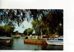 Postcard - Stalham Staithe, Norfolk Broads - Unused Very Good - Cartes Postales