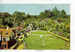 Postcard - The Cricket Ground, Bekonscot, Beaconsfield - Unused Very Good - Cartes Postales