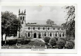 Postcard - Aysgarth Church - Unused Very Good - Cartes Postales