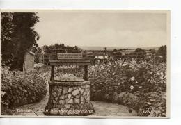 Postcard - Wishing Well - Warnock Gardens - Unused Very Good - Unclassified