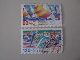 BRD  1310 - 1311  O - [7] Repubblica Federale