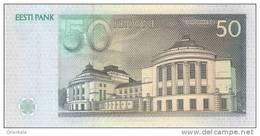 ESTONIA P. 78a 50 K 1994 UNC - Estonie