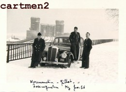 PHOTO ANCIENNE AUTOMOBILE VOITURE CAR Citroën Renault Delage Dion-bouton Hotchkiss Berliet Traction Panhard Delahaye - Cars