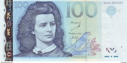 ESTONIA P. 88b 100 K 2007 UNC - Estonie