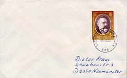 Postal History Cover: Austria Cover With Bahnpost, Buchs SG - Innsbruck - Austria