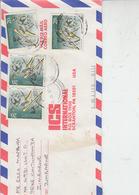 ZIMBABWE  1991 Lettera  Per USA - Zimbabwe (1980-...)